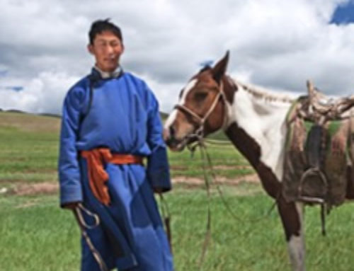 LIVES TRANSFORMED IN MONGOLIA