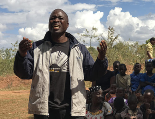 Local Muslim in Malawi converts to Christianity