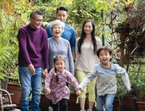 SEVEN GENERATIONS SHAPED BY FEBC's BROADCASTS
